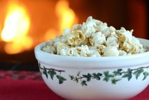 Popcorn / by Camille Burrough