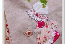 Quilt Blocks---- Sun Bonnet Sue