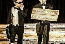 Meninos alianças