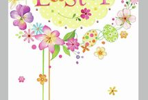 Easter cards / Lots of lovely cards for Easter - what more can I say?