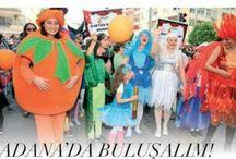 Carnival / Festival / Adana Portakal Çiçeği Karnavalı