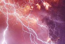 Beauty Of The Lightning