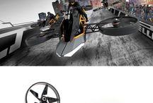 Drones inspiración.