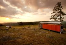 project container shack