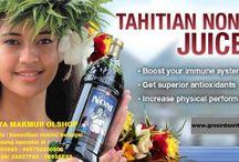 Tahitian Noni / Tahitian Noni minuman kesehatan kelas 1. Harga diskon di Cahaya Makmur