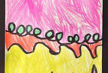 Kindergarten-Art