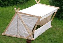 Making : Tent