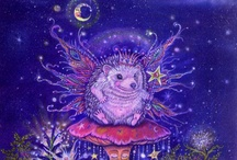 MY ARTWORK! / From Fantasy art to wildlife and more ..jewelry,  embellshed projects.... / by Donna Antonucci