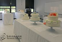 Wedding Cake Finals Summer 2013 / by Savannah Technical College