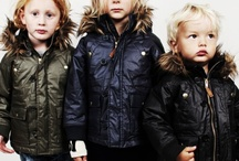 Favourite winter clothes for children