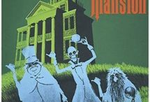 Haunted Mansion / Behind-the-scenes, construction photos, and art inspired by one of our favorite Disneyland and Walt Disney World attractions. Kindly step into the dead center of the room…