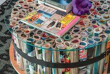 Reciclagem idéias