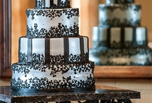 wedding cakes and awesome stands