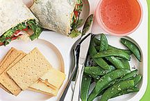 Quick & Easy Food Ideas / Lunches, 4th Meals, Mini Meals & Snacks / by Samantha Marie