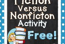 Library- Fiction VS Nonfiction