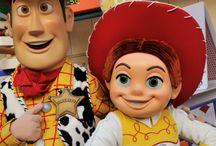 z  Disney personajes