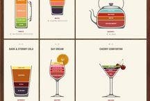Cocktails drinks