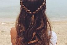 Hair / Hairstyles and hair accessories