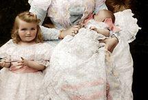 Portraits de famille Impériale Romanov