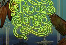 Rio 2013 / by Dominic Palmer