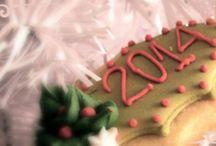 GALLETAS DE NAVIDAD / Preciosas galletas para regalar en caja, en bandeja o individuales!!