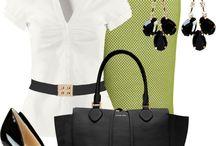 Work wardrobe  / by Jodi Trout
