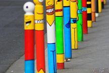 Criatividade urbana