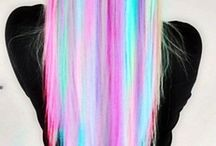 awesome hair. ..