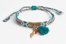 Bracelet ideas - patterns