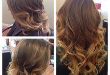 Hair by me! @hairbyjamileslie / hairstylist in Carlsbad, CA. Follow me on Instagram @hairbyjamileslie. For appointments, text 760-500-0410 or Email me at Hairbyjamileslie@gmail.com / by Jami Leslie