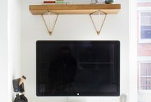 Freelance Life / Working from home, home office ideas, and tips for time management