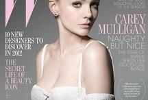 Magazine Covers.