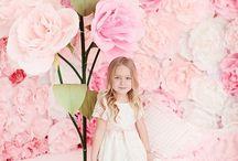 Цветочек для девочки
