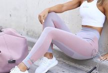 Beautiful gym clothes