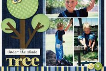 Scrapbook ideas / by Connie Lambropoulos