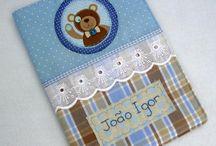 capa para cartão de vacina