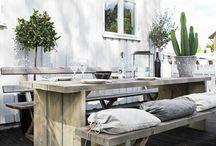 Pöydät & penkit