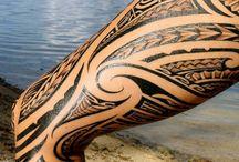 Tribal tatts