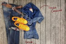 WEAR YOUR RIFLE / The suggestions of our stylist. Choose and wear your RIFLE