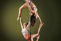 Partner Pole Dance