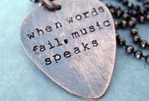 Muzik / Because music fuels the mind