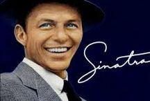 Frank Sinatra - my favourite singer