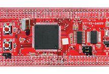ARM9 LPC2929 Stick Board