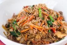 Asian Cuisine Recipes / by Jandi Palmer Dean