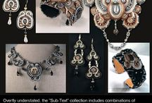 Soutache / by Tammy Brownlee