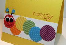 children's birthday cards / cards