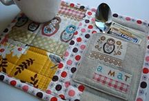 sew for the kitchen
