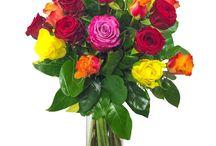 Květiny pro maminku / Nezapomínejte, že každé ženě udělá radost, když dostane květiny... Platí to, ať už je to Vaše maminka, manželka, přítelkyně nebo kolegyně. Vyzkoušejte a sami uvidíte!   https://www.kvetinyvs.cz/cs/47-kvetiny-pro-zeny