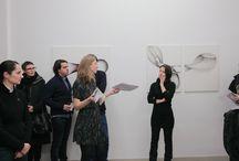 Exhibition: Anemona Crisan / Innere Architekturen, 15.1. - 19.2.2016
