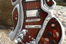 Guitars beauty